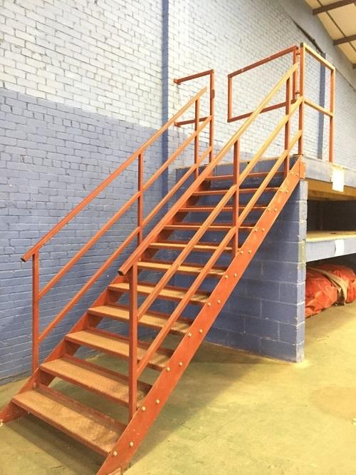 Пожарная лестница цена