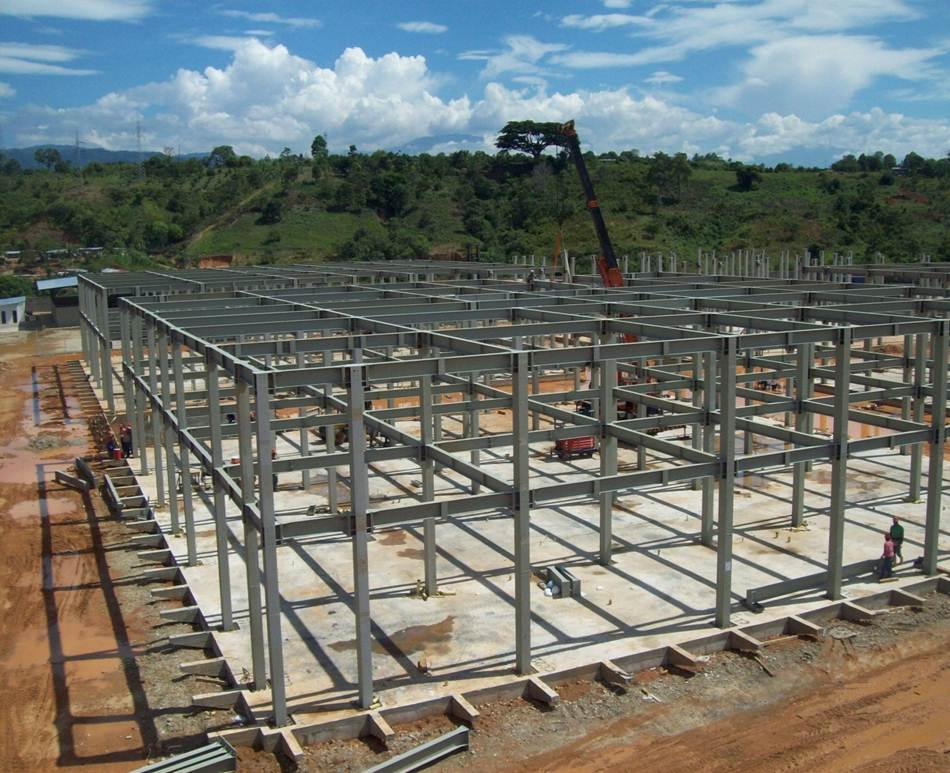 Низкие цены на монтаж металлоконструкций