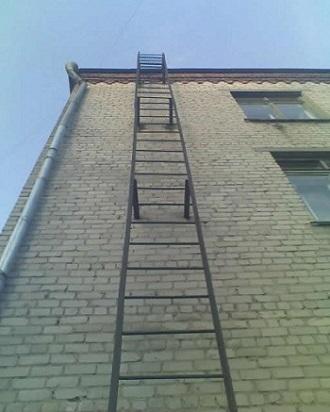 купить вертикальную лестницу