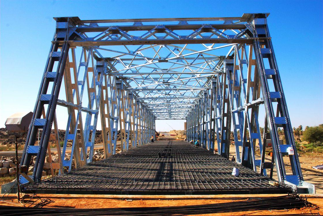 Фото пролета моста